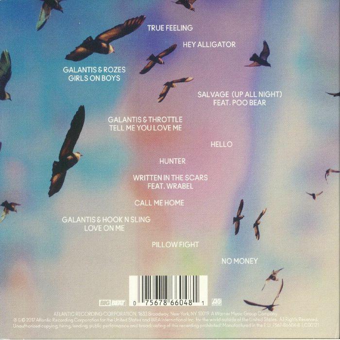 GALANTIS - The Aviary