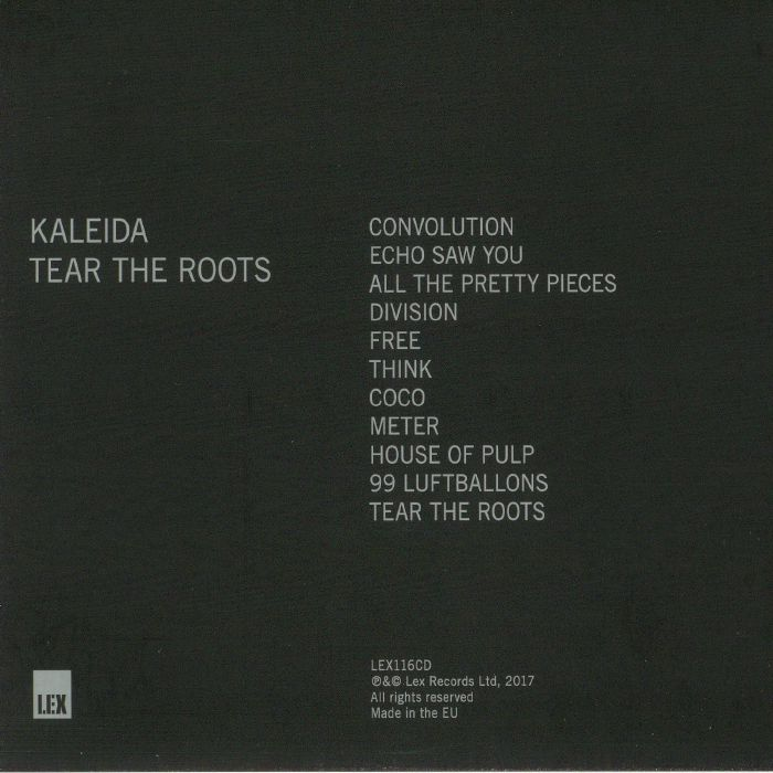 KALEIDA - Tear The Roots