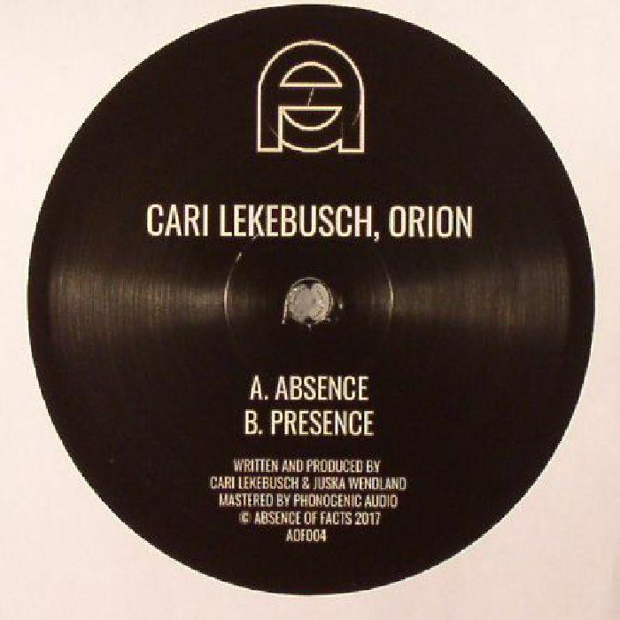 LEKEBUSCH, Cari/ORION - Absence