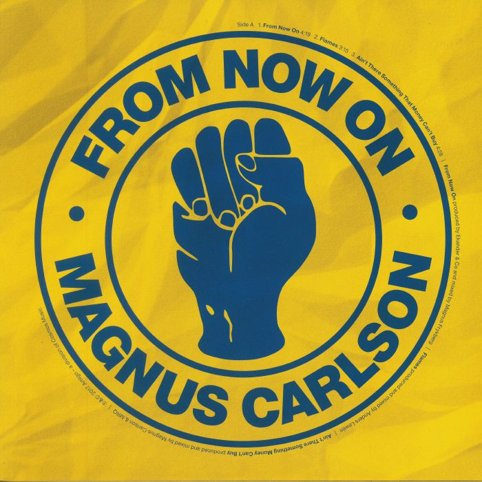 CARLSON, Magnus - From Now On