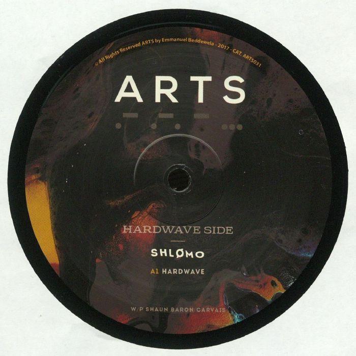 SHLOMO - Hardwave