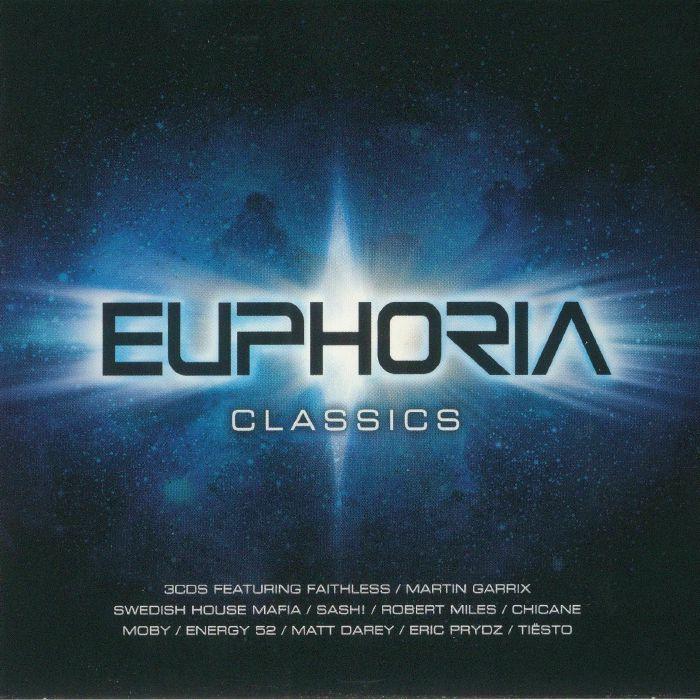 VARIOUS - Euphoria Classics