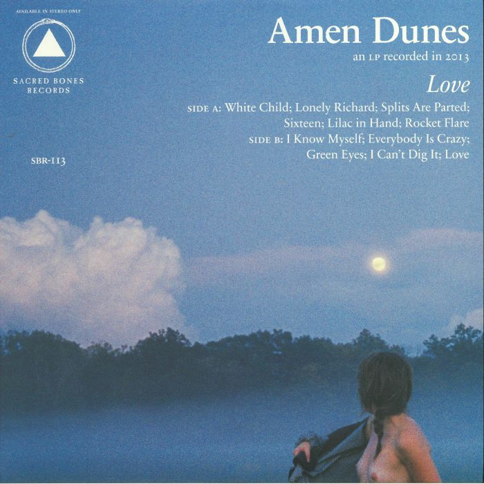 AMEN DUNES - Love (reissue)