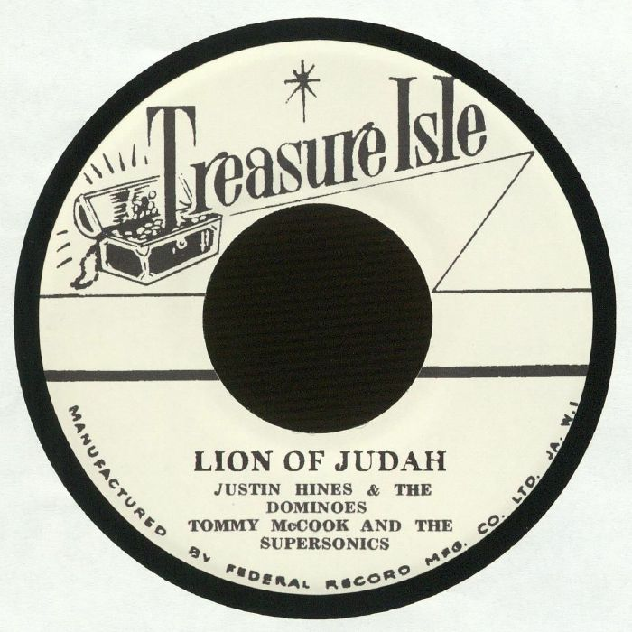 HINES, Justin & THE DOMINOES/TOMMY McCOOK & THE SUPERSONICS - Lion Of Judah