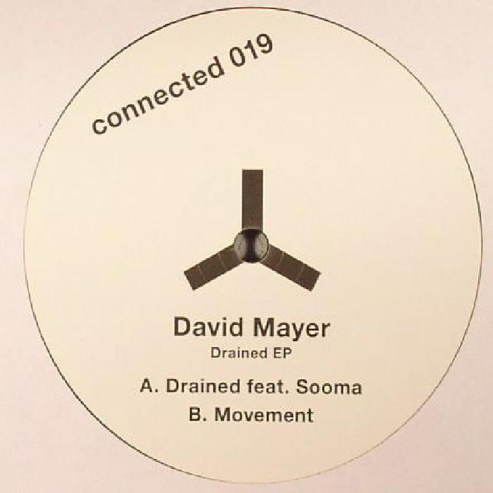 MAYER, David - Drained EP