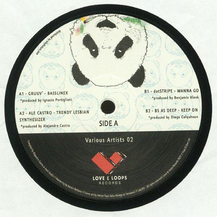 GRUUV/ALE CASTRO/DOTSTRIPE/BS AS DEEP - Various Artists 02