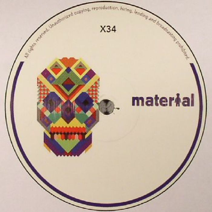 FARRIS, Gene/COZZY D/CERA ALBA/JAVI LOPEZ - Material Heads Vol 34
