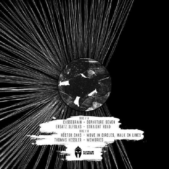 CASSEGRAIN/ERSATZ OLFOLKS/HECTOR OAKS/THOMAS HESSLER - BAS004: Various Artists Vol 4