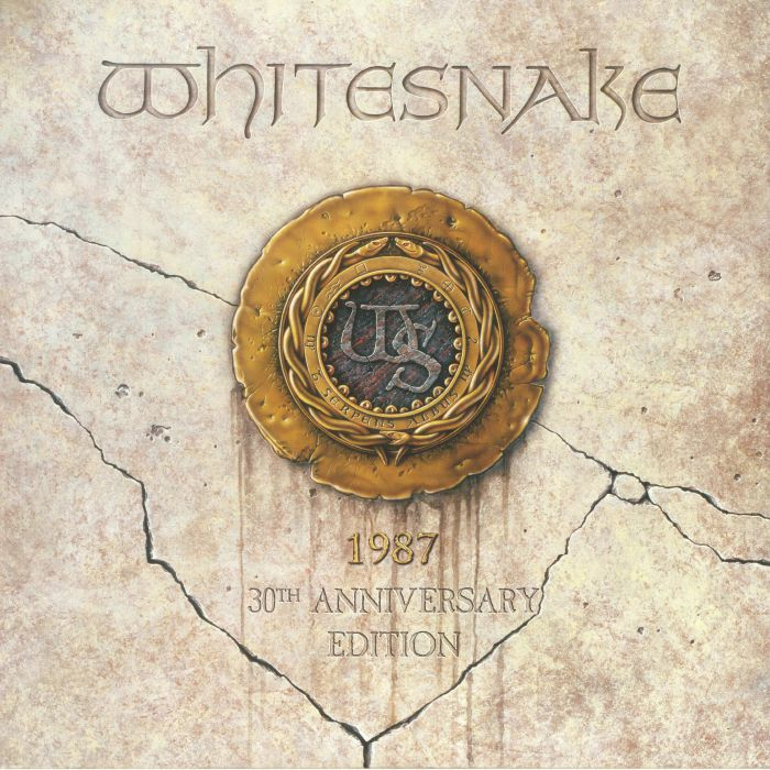 WHITESNAKE - 1987: 30th Anniversary Edition