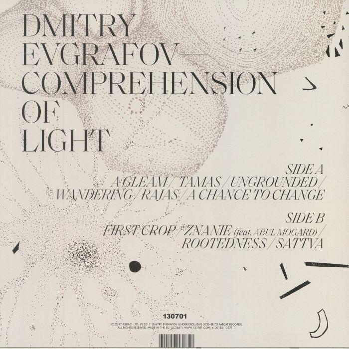 EVGRAFOV, Dmitry - Comprehension Of Light