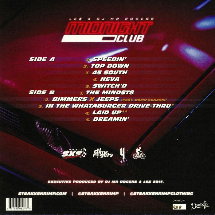 LE$/DJ MR ROGERS - Midnight Club