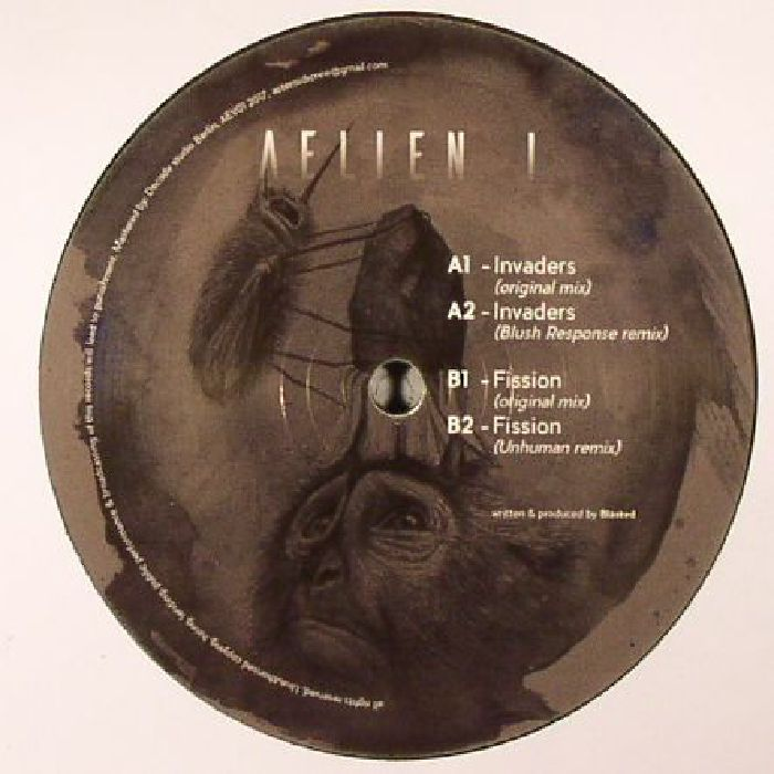 BLASTED - Aelien I