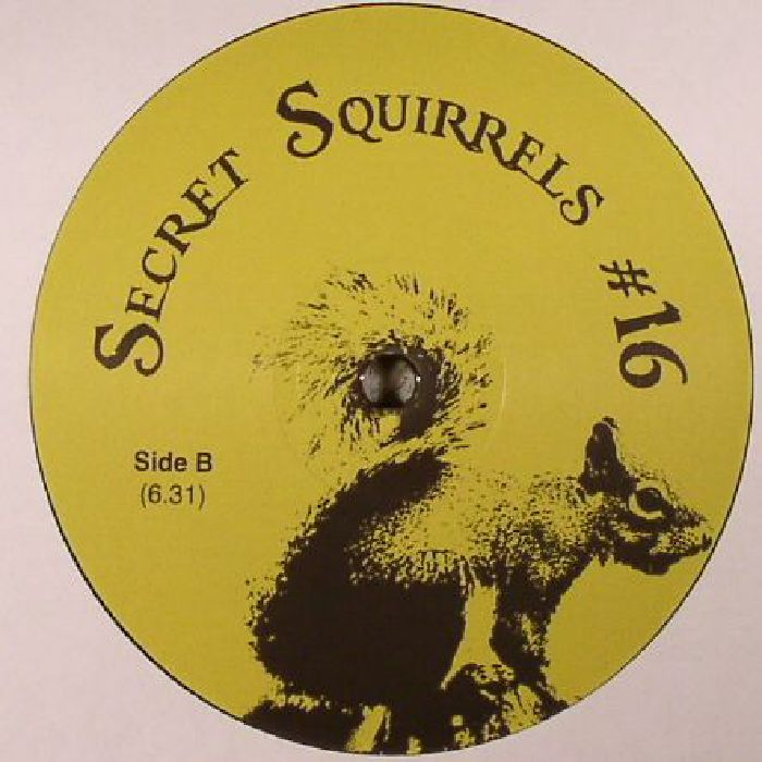 SECRET SQUIRREL - Secret Squirrels #16