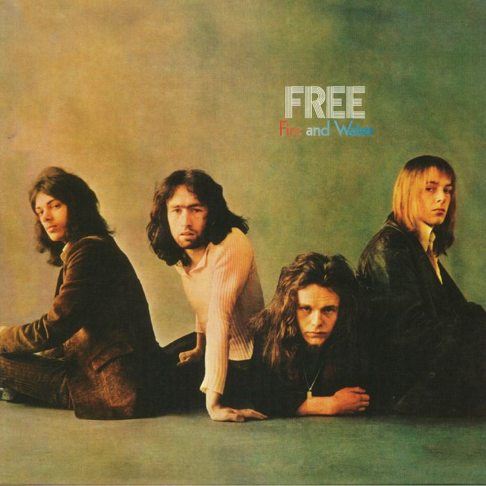 FREE - Fire & Water (remastered)