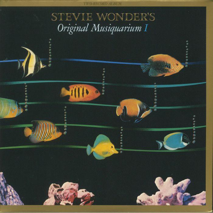 WONDER, Stevie - Original Musiquarium I (remastered)