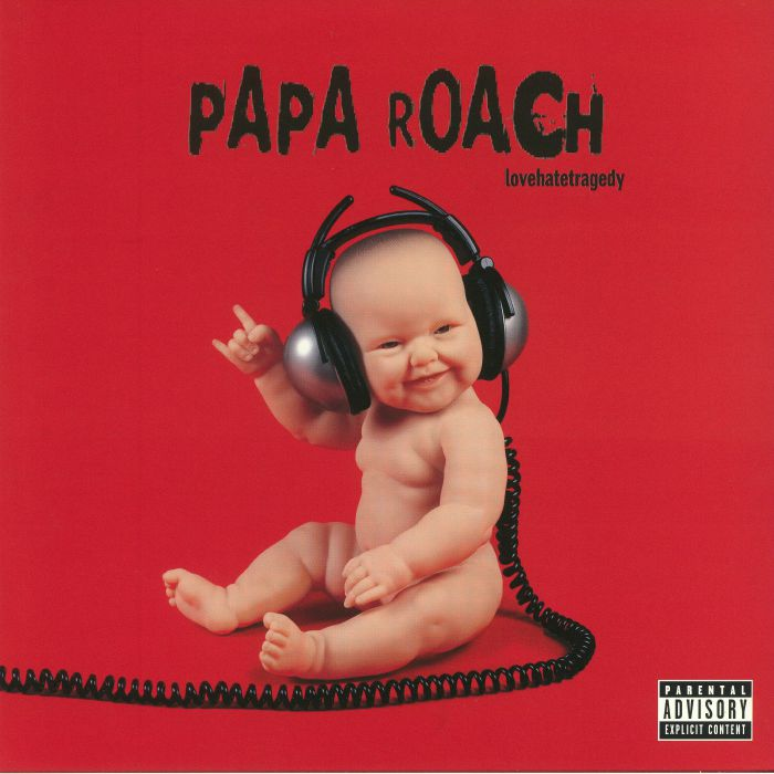 PAPA ROACH - Lovehatetragedy (remastered)
