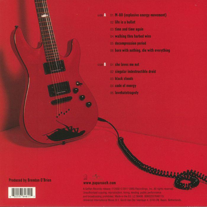 PAPA ROACH - Lovehatetragedy (remastered)