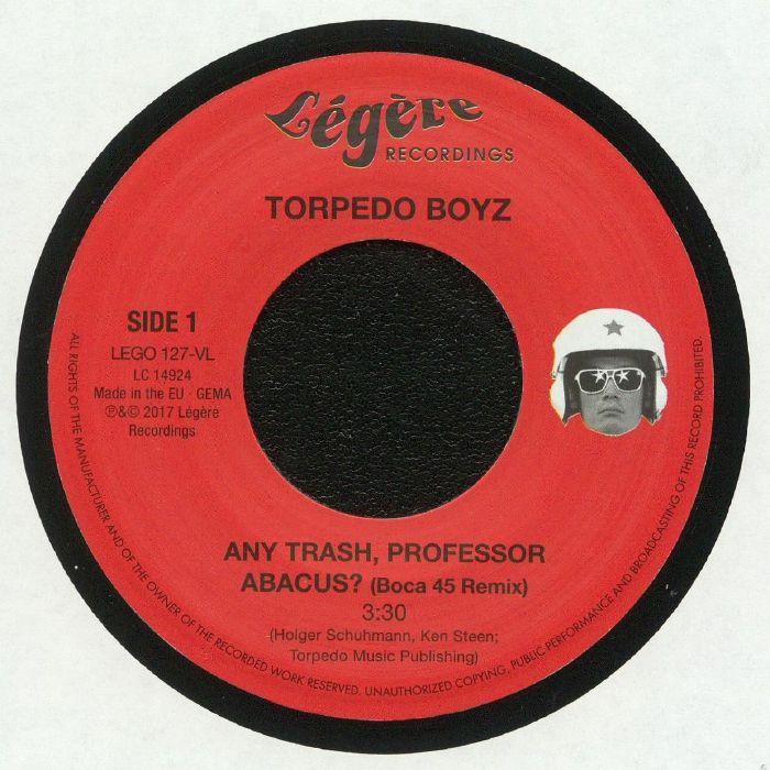 TORPEDO BOYZ - Any Trash Professor Abacus?