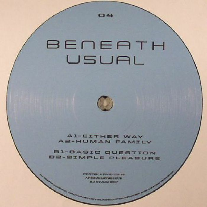 BENEATH USUAL - Either Way