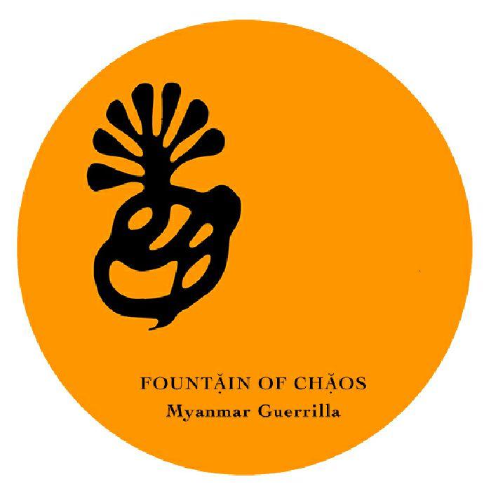 FOUNTAIN OF CHAOS - Myanmar Guerrilla