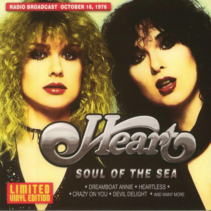 HEART - Soul Of The Sea