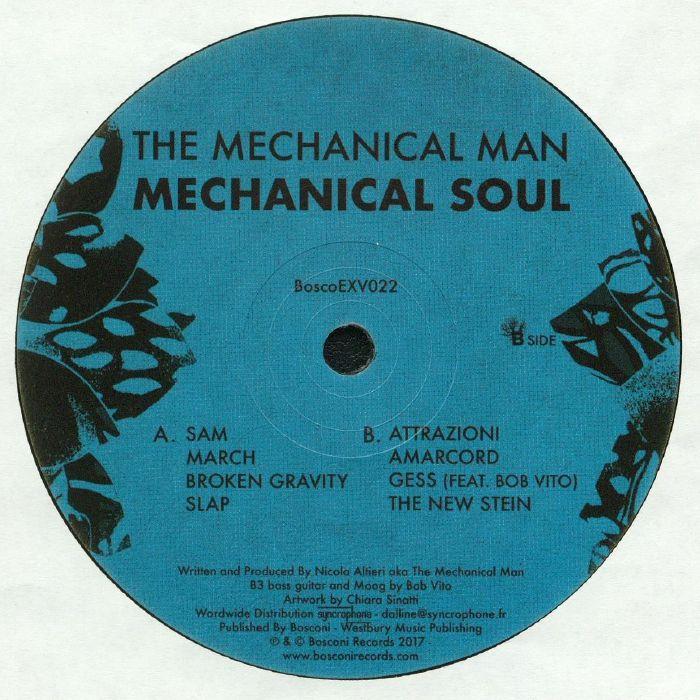 MECHANICAL MAN, The - Mechanical Soul