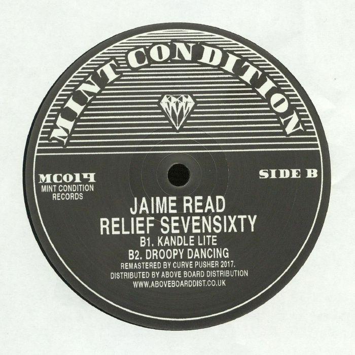 READ, Jaime - Relief Sevensixty