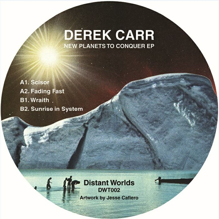 CARR, Derek - New Planets To Conquer EP