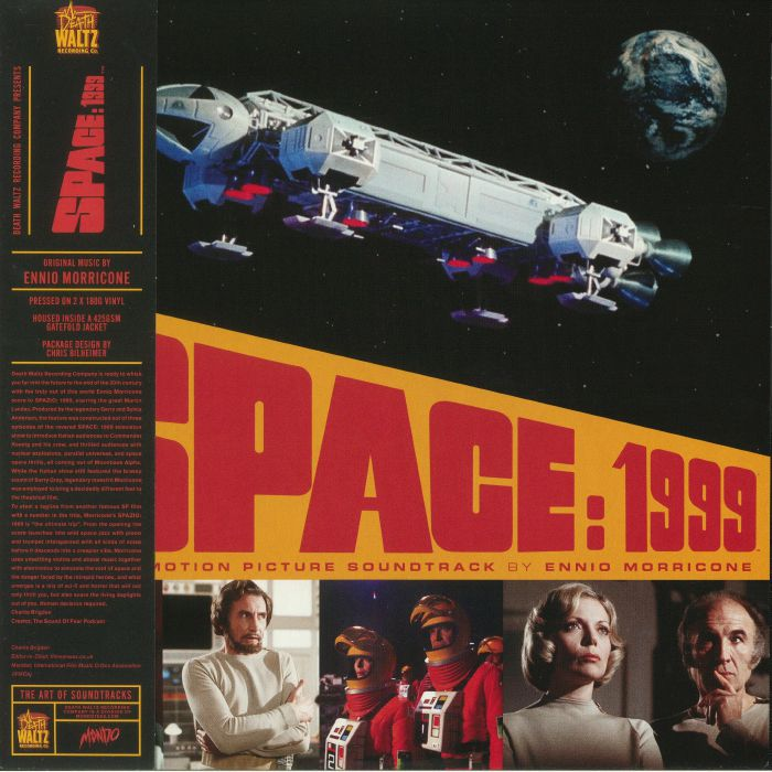 MORRICONE, Ennio - Space: 1999 (Soundtrack)