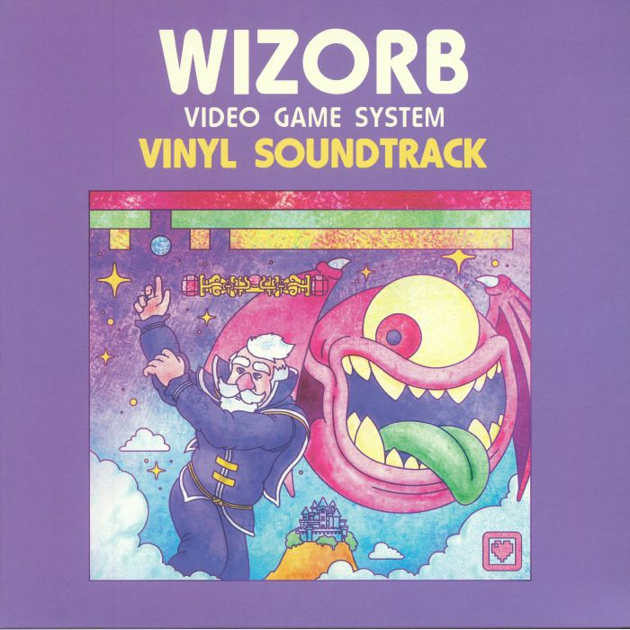 CHAN, Jean - Wizorb: Video Game System (Soundtrack)