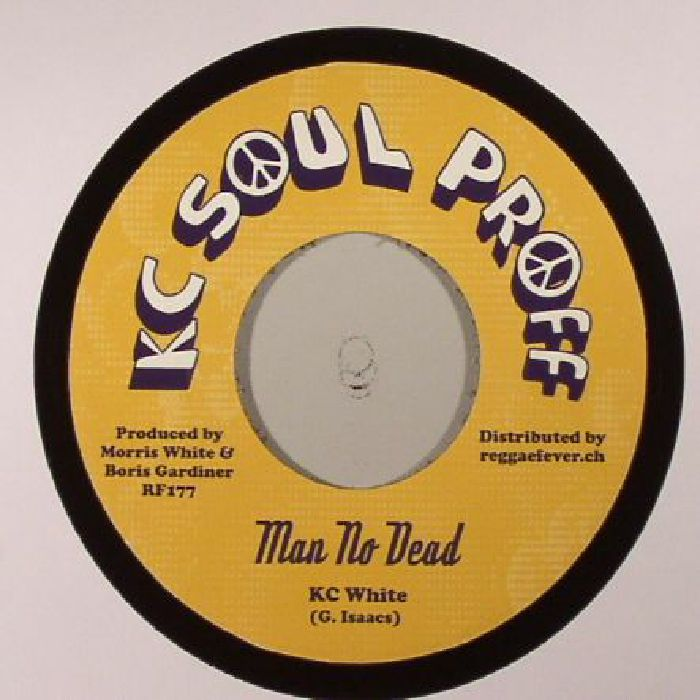 KC WHITE Man No Dead vinyl at Juno Records