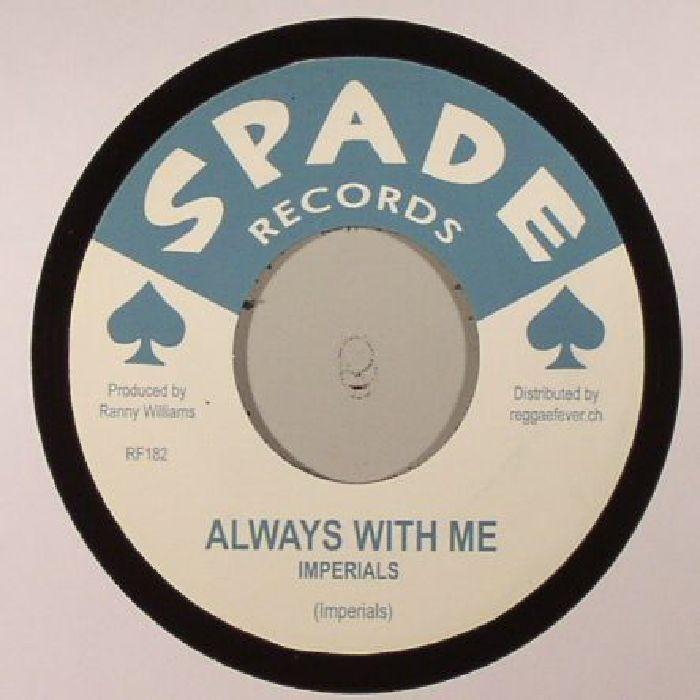 IMPERIALS/AL SENIOR PONE/RANNY WILLIAMS/HIPPY BOYS - Always With Me