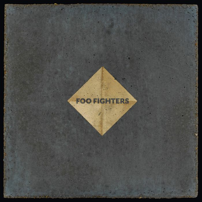 FOO FIGHTERS - Concrete & Gold