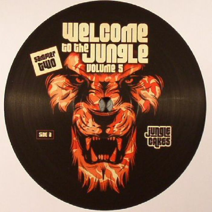 SMASH & GRAB/SERIAL KILLAZ - Welcome To The Jungle Vol 5: Sampler 2