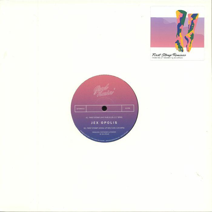 Jex Opolis - First Stomp Remixes (Good Timin')