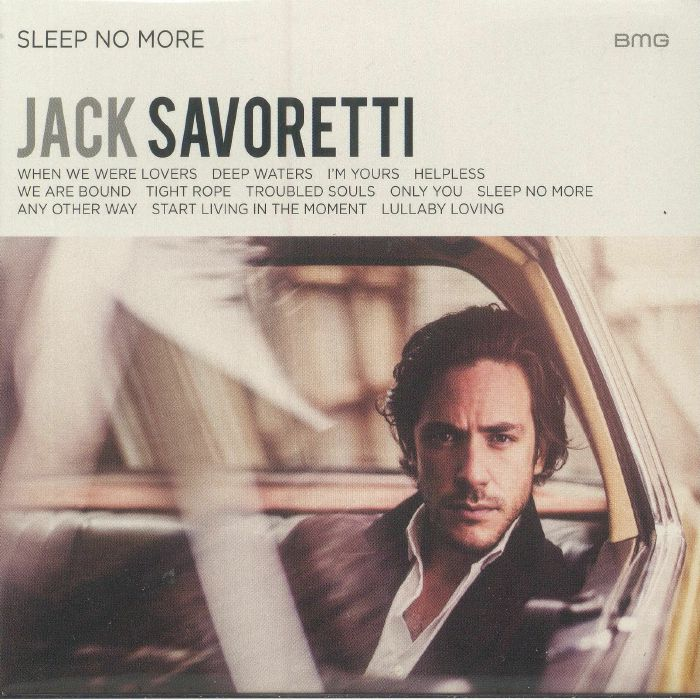 SAVORETTI, Jack - Sleep No More (Special Edition)