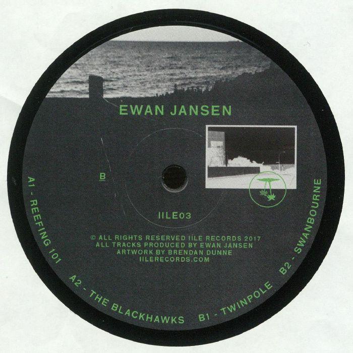 JANSEN, Ewan - IILE 03