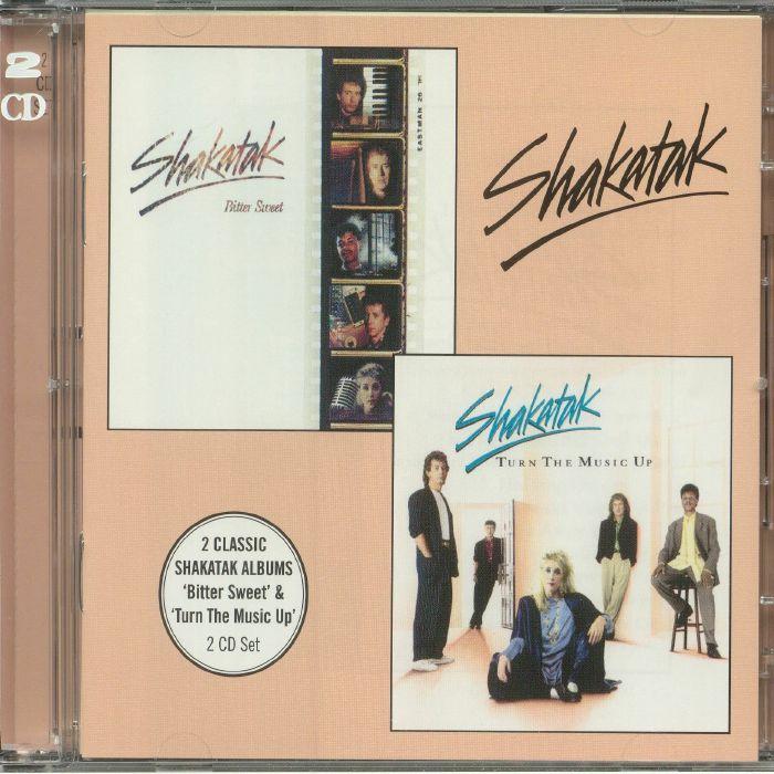 SHAKATAK - Bitter Sweet/Turn The Music Up