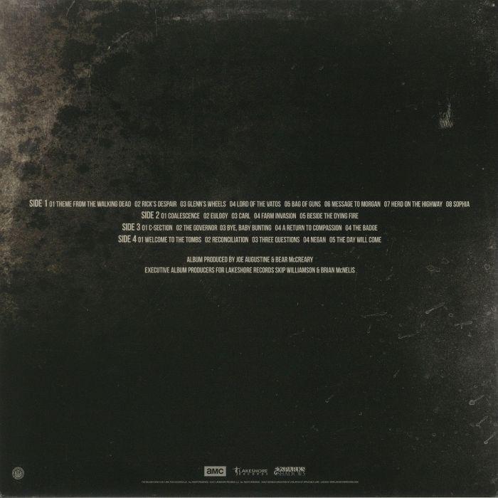 McCREARY, Bear - The Walking Dead (Soundtrack)