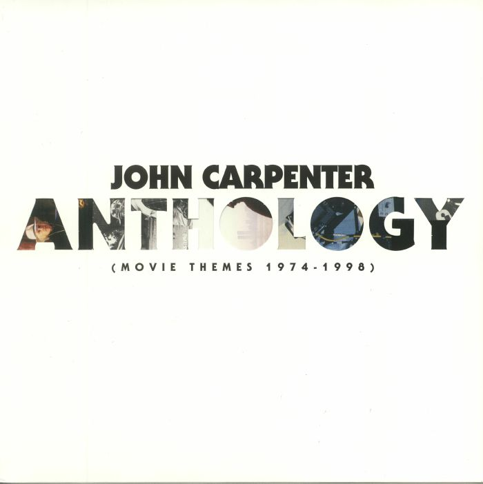 CARPENTER, John - Anthology: Movie Themes 1974-1998