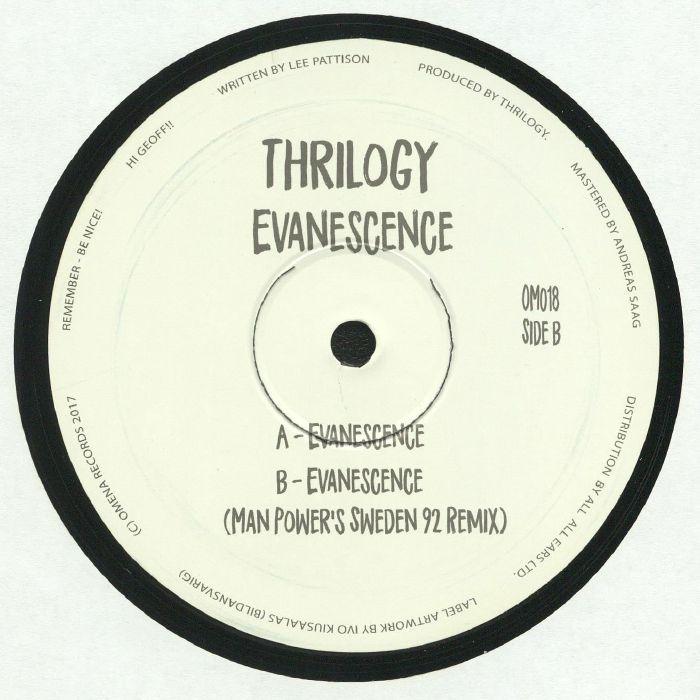 THRILOGY - Evanescence
