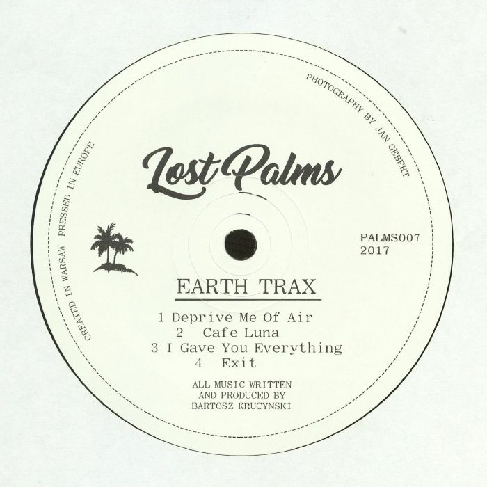 EARTH TRAX - I Gave You Everything EP