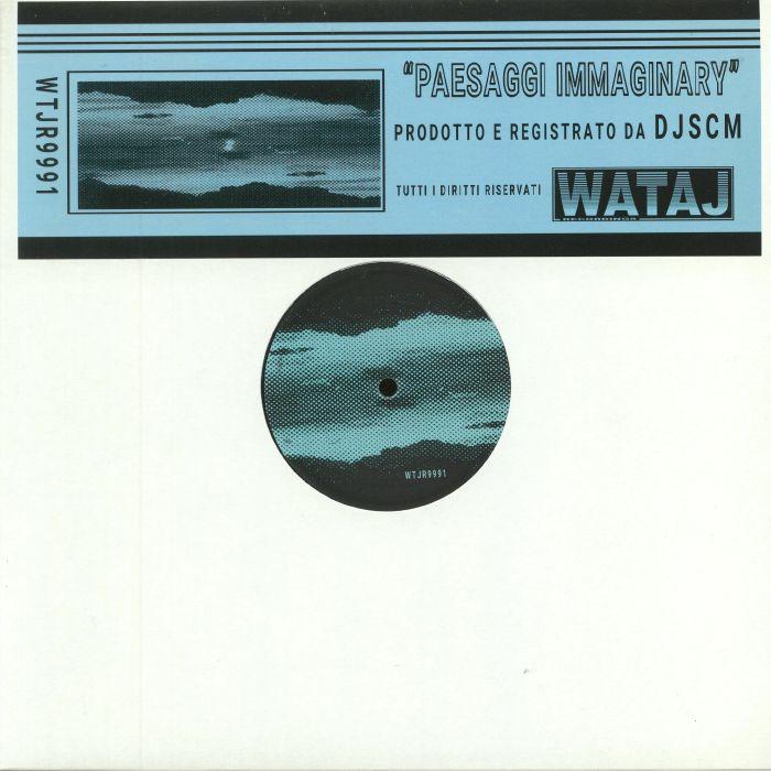 DJ SCM - Paesaggi Immaginary