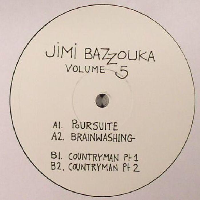BAZZOUKA, Jimi - Volume 5