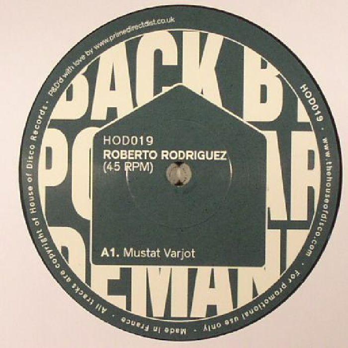 RODRIGUEZ, Roberto/LUMINODISCO - Back By Popular Demand