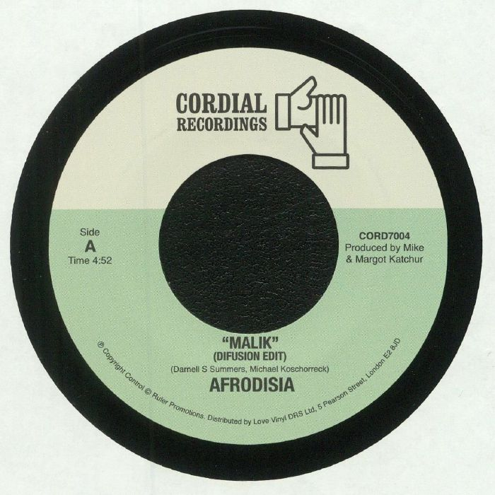 AFRODISIA - Malik