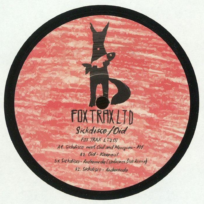 SICKDISCO/OID - FOXTRAXLTD 09
