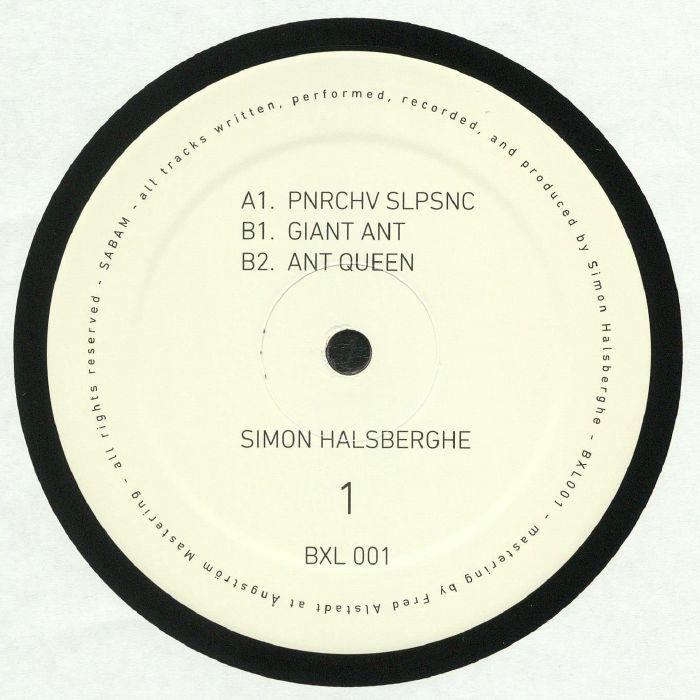 HALSBERGHE, Simon - 1