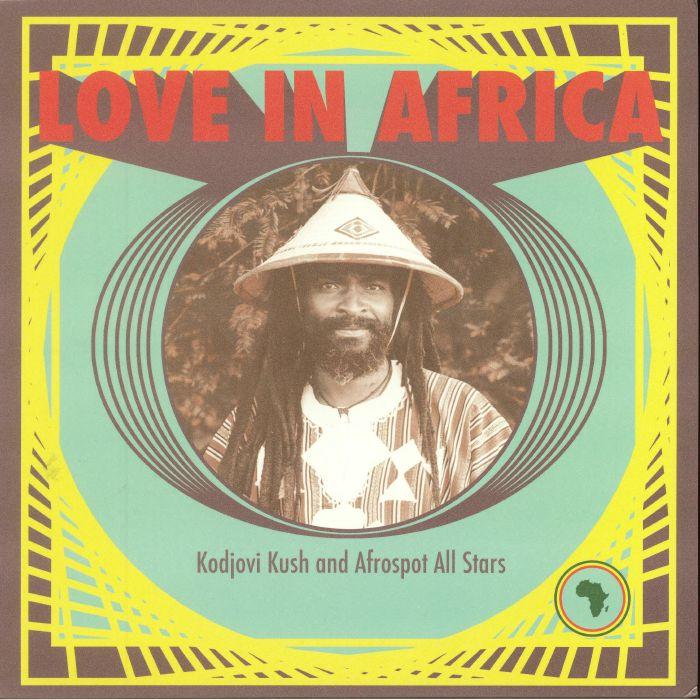 KUSH, Kodjovi/AFROSPOT ALL STARS - Love In Africa