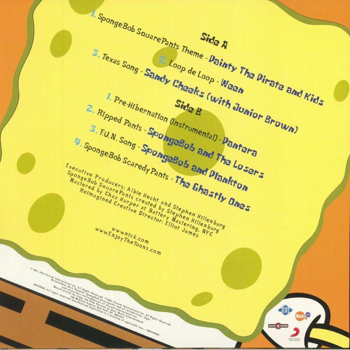 VARIOUS - Spongebob Squarepants: Original Theme Highlights (Soundtrack)
